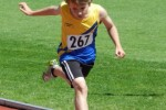 Will Lewis  - U11B speedster.