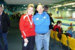 Welsh Indoor Champs  Cardiff 2012