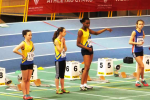 Welsh Indoor Champioships  Cardiff  2012